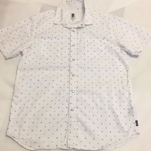 Howe Bottom Down shirts Mens Large